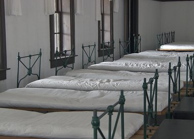 Barracks Beds