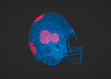 A Safer Game_Digital helmet